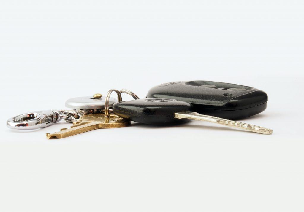 image of a set of keys